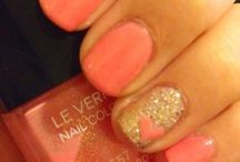 Nailed it / Fun  and fashionablly on trend nail art