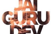 Jai Gurudev / Viver é uma arte