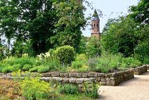 Middeleeuwse tuinen / Voorbeelden middeleeuwse tuinen
