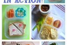 Saving Mum's Sanity - Lunch Box Ideas / by Michelle // Gee You're Brave