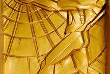 Period Designs - from Art Deco to Zebra Stripes