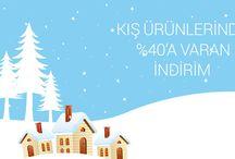 Kış Ürünleri - Winter is coming