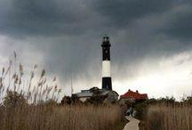 Lighthouses / by Anna J Harris