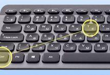 полезные клавиши