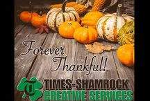 From Times Shamrock Creative Services