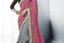 Cloth design / Saree