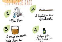 Recettes Maison(entretiens,cosmetiques,cuisine...)