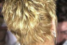 Sharon stone frisyrer