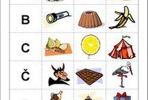Prvňáci-abeceda, čtení