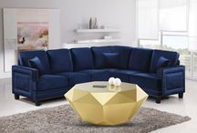 The Gemma - Chic and Modern Coffee Table / Browse our catalog containing our newest contemporary furniture styles!