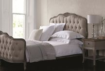 Bedroom / Create a restful sanctuary with our bedroom furniture and accessories; you can update your space in seconds with colourful printed duvet sets, woven throws and luxurious bedding to set the scene for a perfect night's sleep! http://bit.ly/1IFWBcU / by M&S