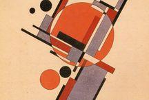 patterns / russian avant-garde