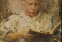 Pintura,Retrato,figura humana