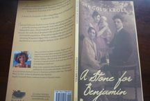 A Stone for Benjamin coming soon! / Authors copy of A Stone for Benjamin available soon at Amazon & Iguana!