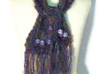 knitting & crochet items / by Pamela Fosnow