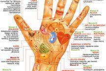 Masaz - akupunktura