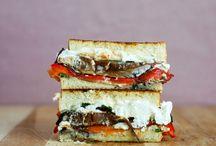 Sandwiches / by Erin O'Halek