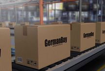 Shipping from Germany / International shipping from Germany is our daily business.