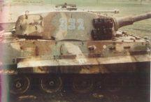 Modelling - German Pz VI KingTiger