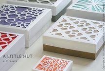 Packaging + Branding / by Marisa Seguin