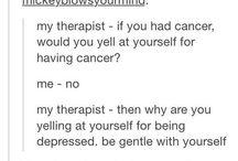 Depression + Anxiety