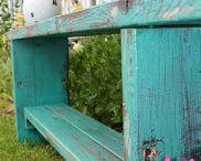 Utemøbler grillstue benk pergola