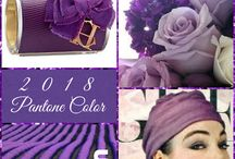 Pantone Color of 2018 | Amethyst Jewelry and other Pantone colored things / Luscious purple here, there and everywhere