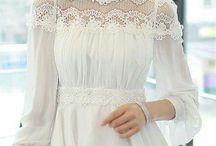 Романтичные блузки