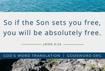 Awesome Bible Verses from GOD'S WORD / GOD'S WORD Bible is both accurate by scholarly standards and written in readable, natural, everyday English.