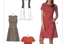 Mønstre til kjole