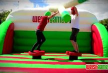 Videos / Welsh Games - The Cardiff Stag & Hen Weekend Activity