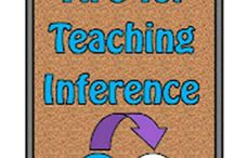 Language - Reading (Inference) / by Ajar Anak
