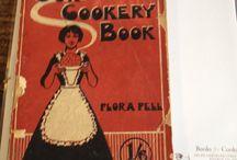 Vintage Cookbooks / Vintage cookbooks we've had in store