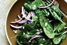 salads / by Georgia Jarrell