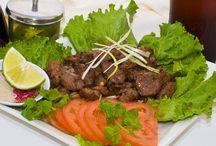 Santa Ana Seafood / Tan Cang Newport Seafood Dishes