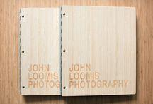 Portfolios / PDF & Hard Copy Portfolios