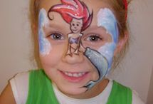 Face painting / by Melissa Smith