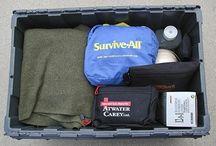 Make a survival kit