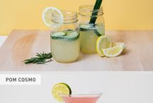 Better Beverages! / Alcoholic drinks made smoothies made skinny