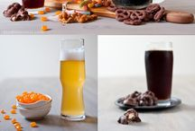 Beer Pairings / What goes best with your beer? Found out here!