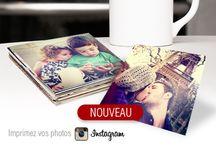 Les produits photoservice / by photoservice.com