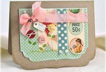 Crafty-Cards / by Donna Giblin
