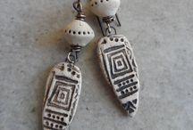 Ceramic jewellry