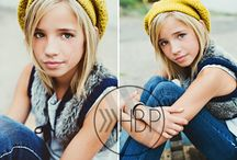 Tween Photo Poses / Inspiration & ideas to explore for Tween Photography