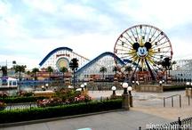 California Adventure / Our favorite parts of California Adventure at the Disneyland Resort! / by Karen & Becca