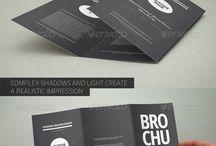 MockUp | Brochures
