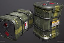 Game props : container