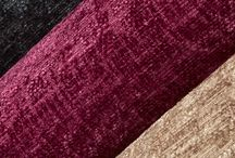 Darcy / Collection photography for hospitality upholstery - A warm and inviting upholstery texture in rich jewel shades and chic neutrals. Waterproof and fire retardant this performance fabric is stain resistant and antimicrobial.