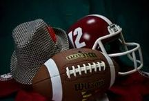 Roll tide! / by Kari Willingham