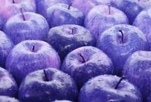 Niebieskie Jabłka, odchudzanie, zdrowy styl życia / Tablica przypomina i inspiruje do zdrowego stylu życia. Stylu życia podyktowanego zdrowiem, dbałością o swoje ciało oraz środowisko w którym żyjemy.